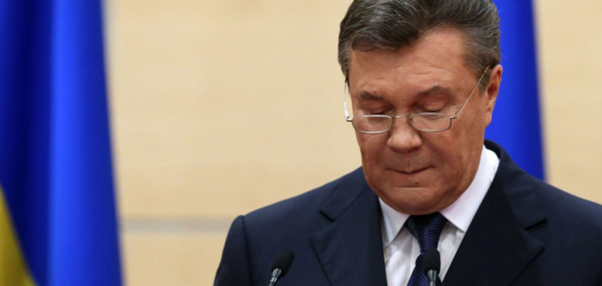 Генпрокуратура вирішила комплексно розслідувати всі незаконні дії Януковича