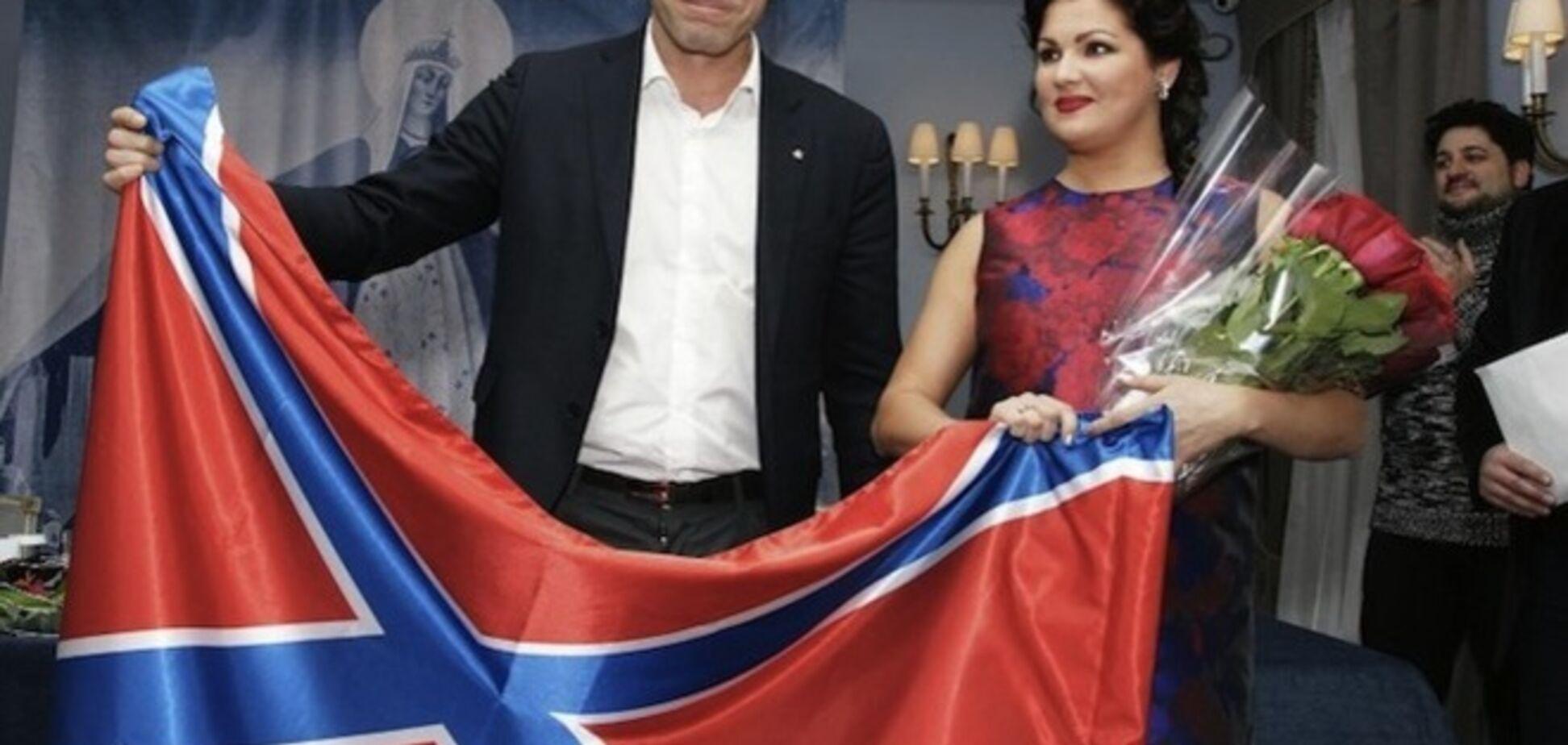 В России предрекли проблемы оперной диве Нетребко, связавшейся с 'недоумком' Царевым