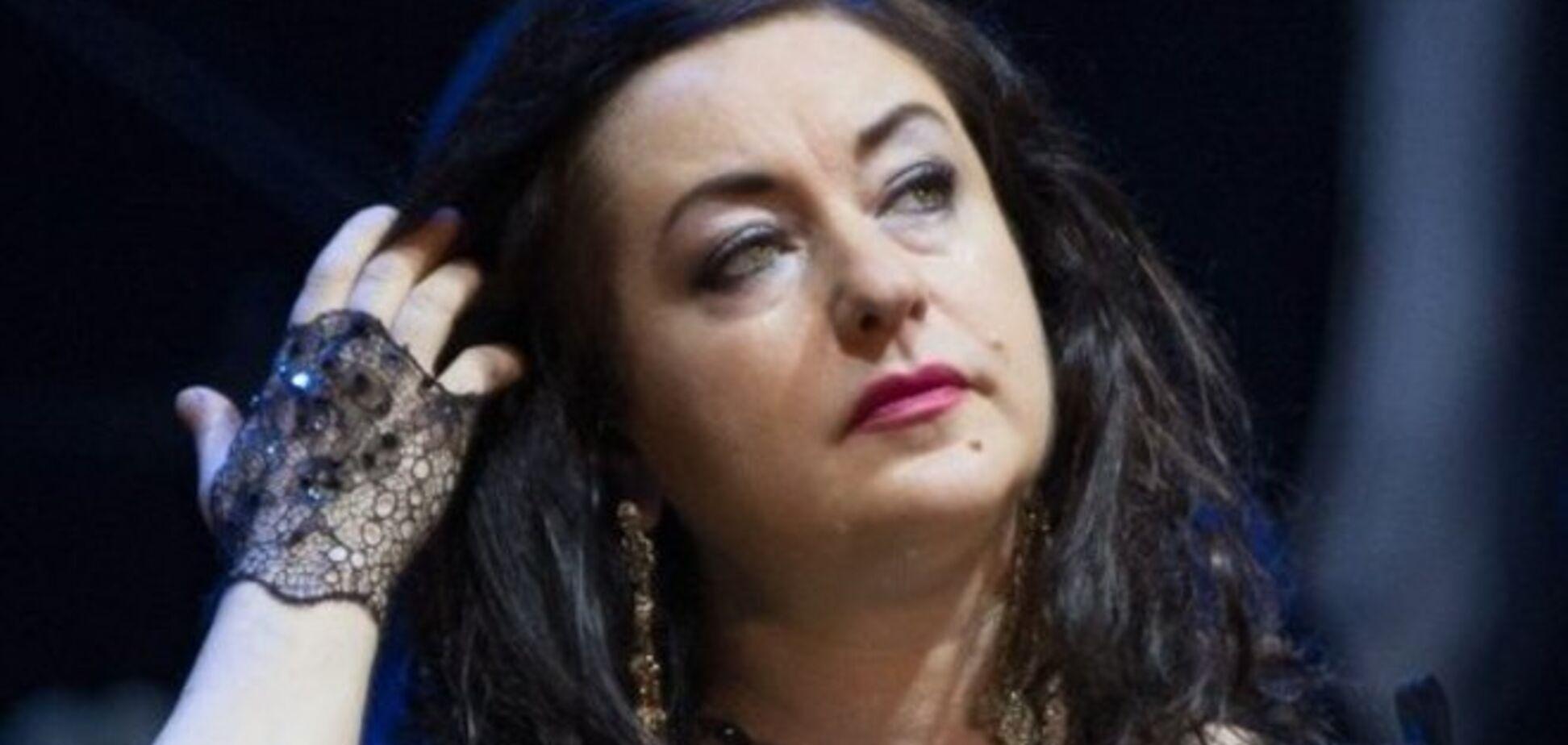 В Грузии заклеймили позором Гвердцители, которая исполнила песню 'моя Россия'