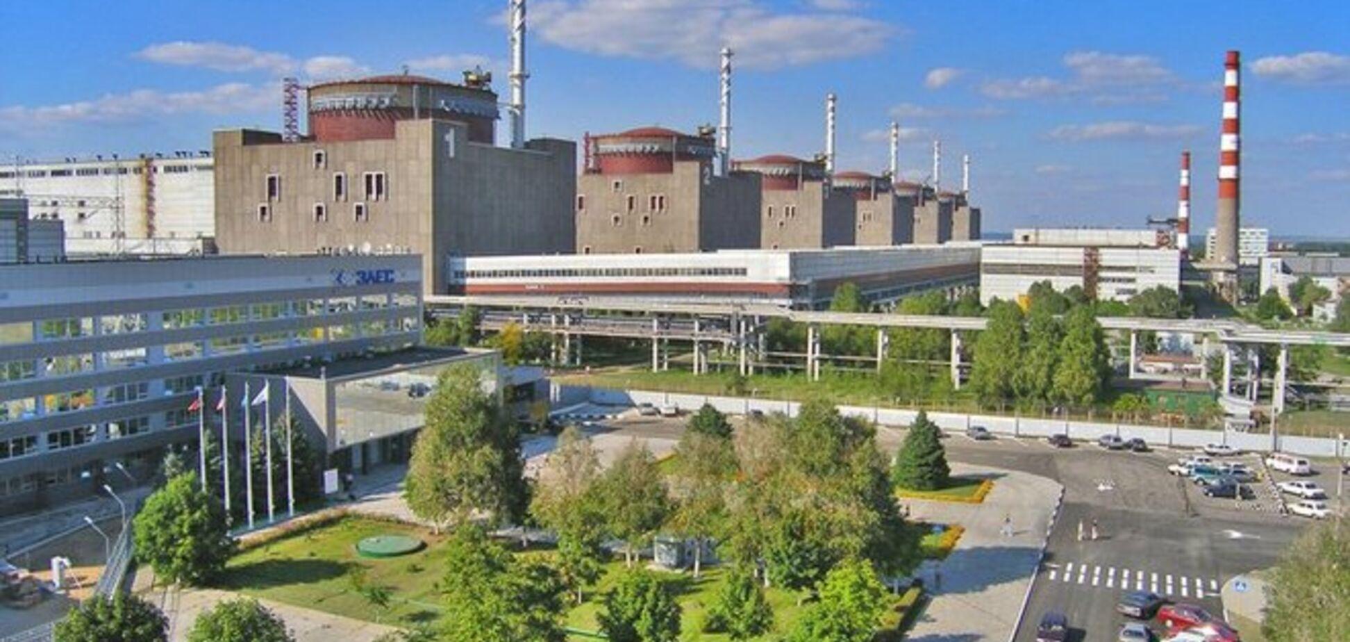 Зимой более чем на три месяца остановятся сразу три энергоблока Запорожской АЭС