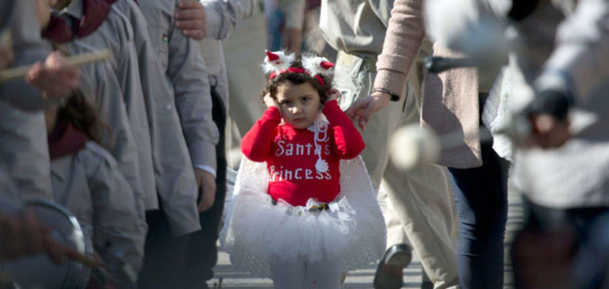 Мир отмечает католическое Рождество: фотографии из 20 стран