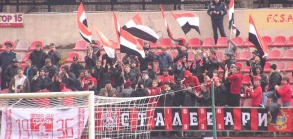 Еще один футбольный клуб Украины оказался на грани исчезновения