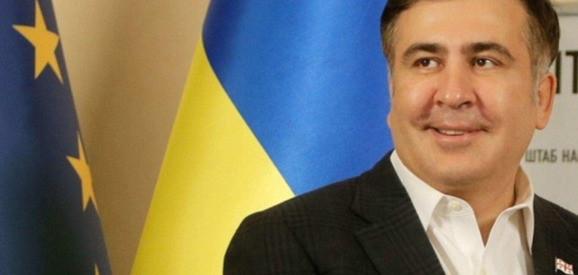 Саакашвілі розповів, чому чиновники з маленькою зарплатою - вороги України