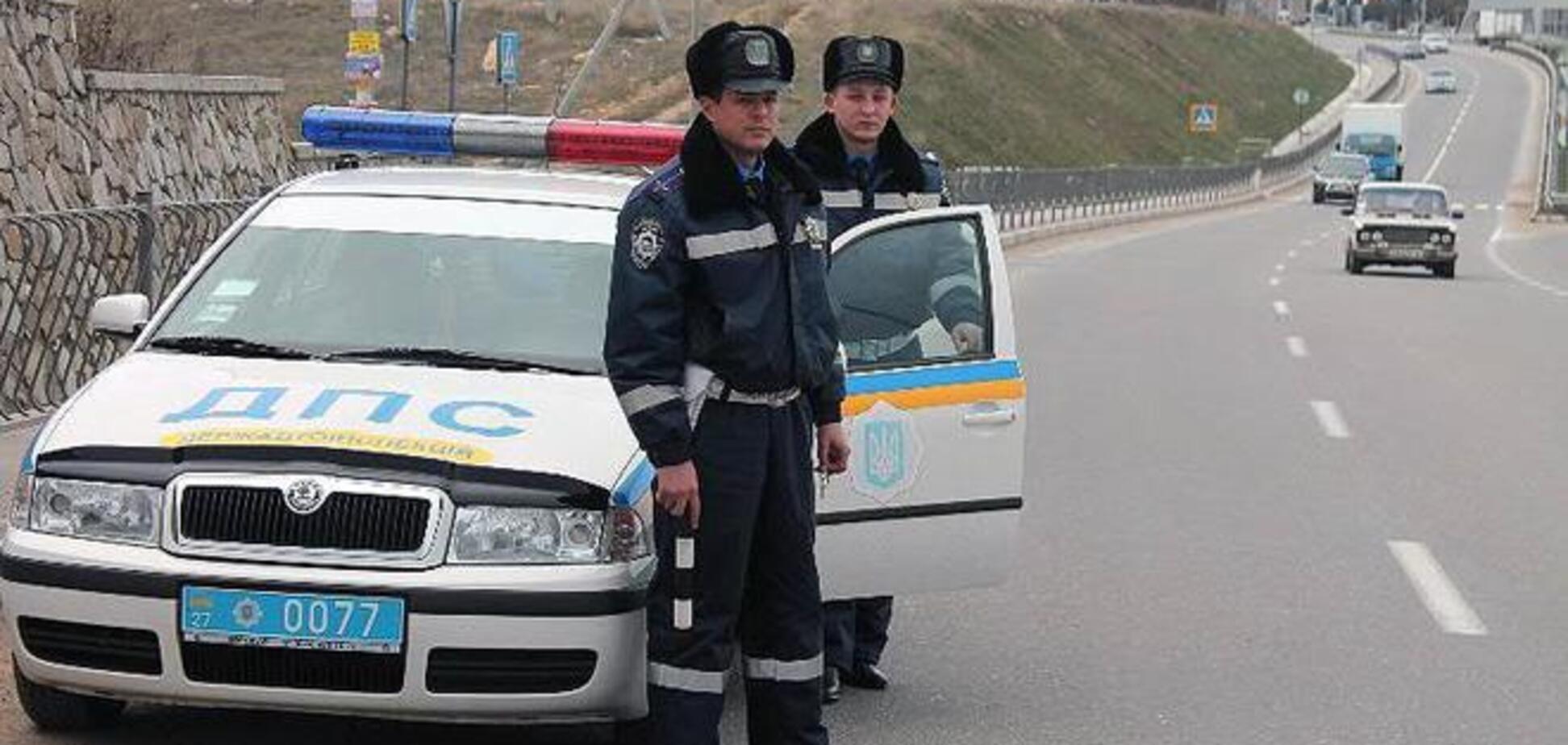 Путин предлагал взятку гаишникам в Одесской области