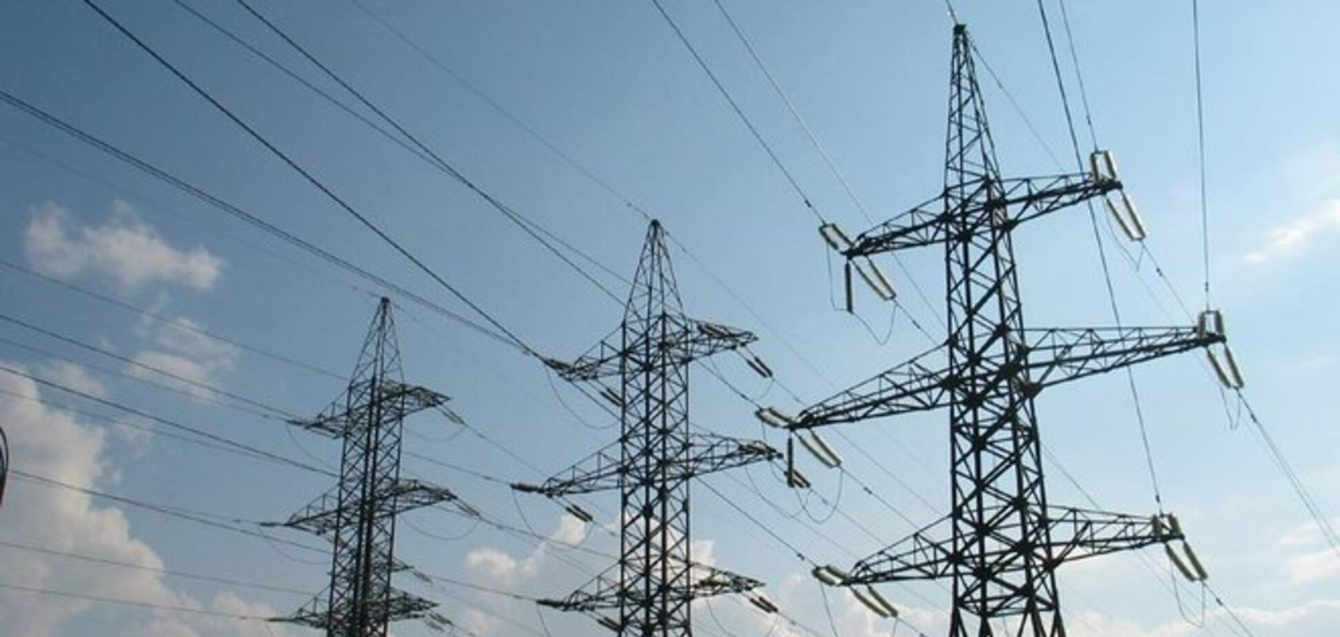 Крим відключили від електропостачання за розпорядженням НЕК 'Укренерго'
