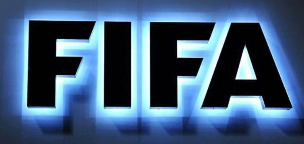 Украину могут лишить членства в ФИФА