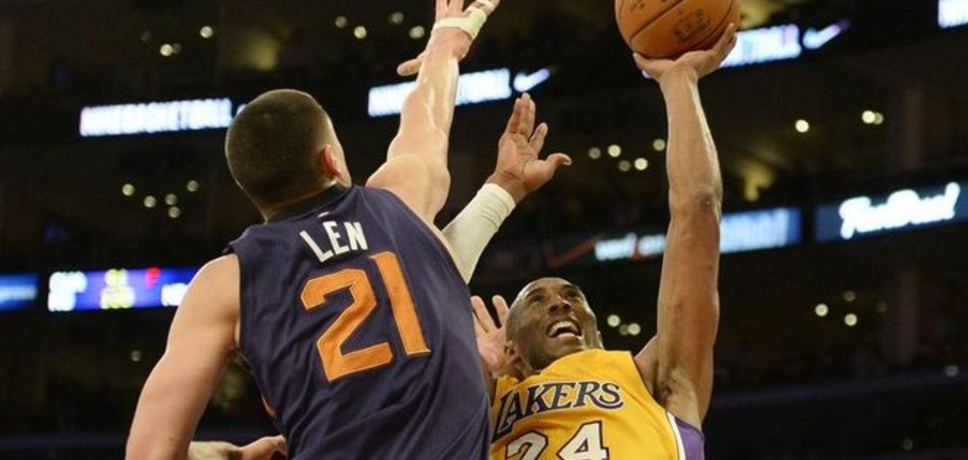 Фантастичний кидок українця став кращим в НБА: відео шедевра