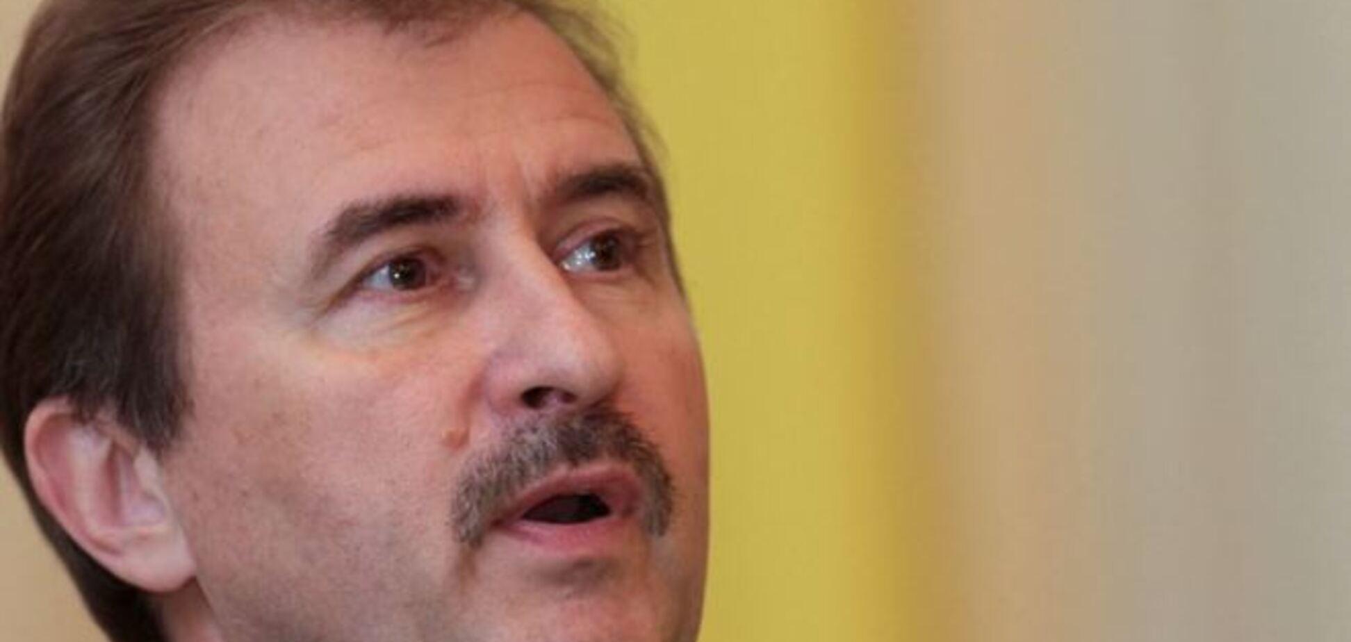 Обвиняемый в разгоне студентов на Майдане экс-глава КГГА Попов занялся бизнесом и в политику не вернется