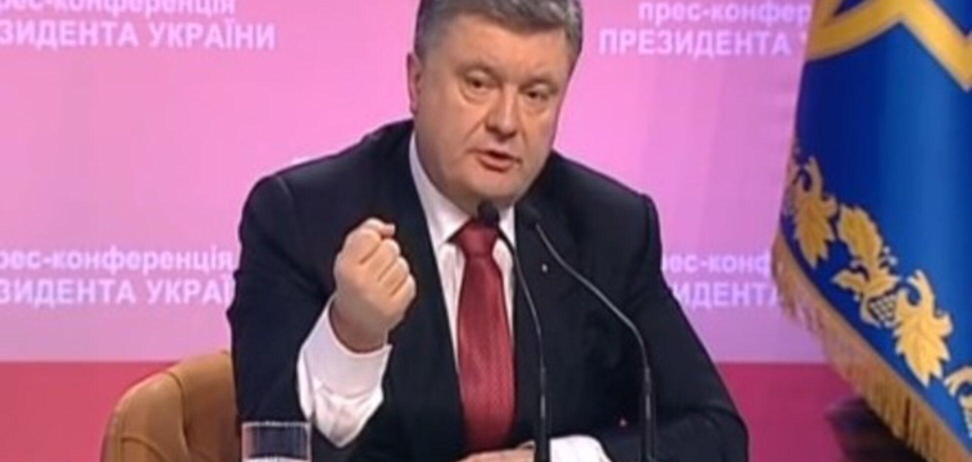 Ні Білорусь, ні Казахстан ніколи не визнавали Крим російським - Порошенко