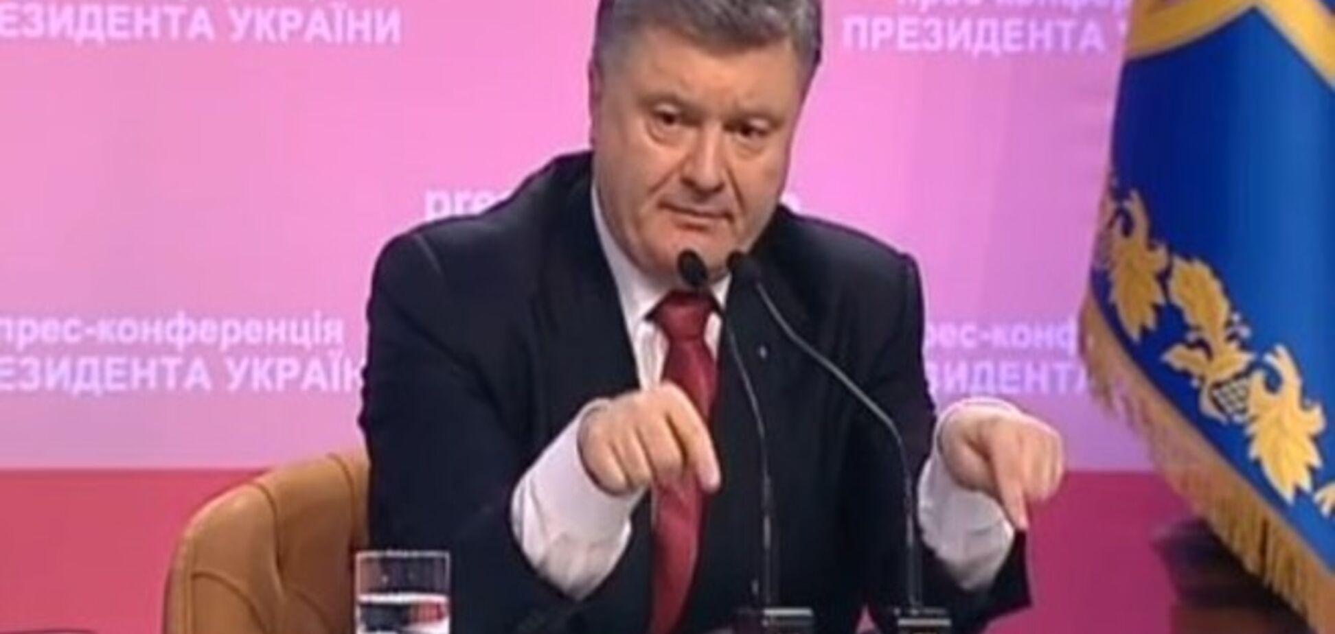 Немає ніякої блокади Криму - Порошенко