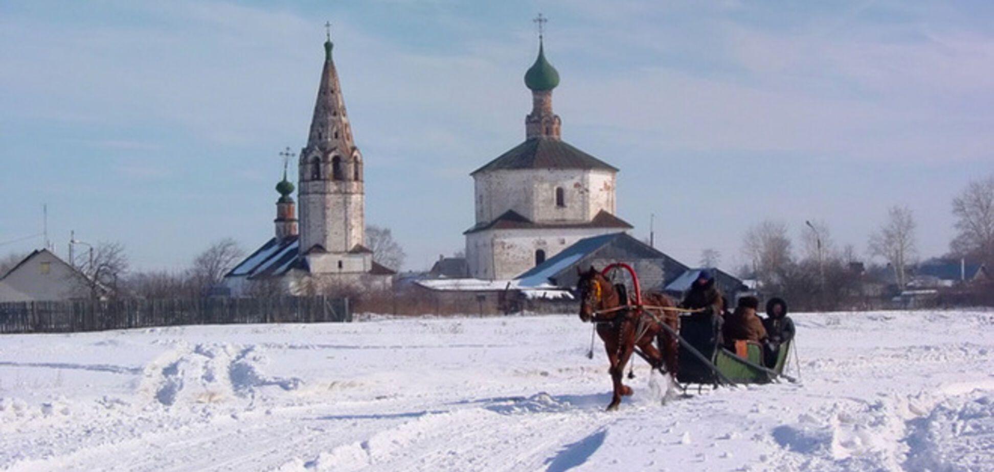 Після обвалу рубля в Росії найгарячішими стали тури не в Париж, а в Кострому