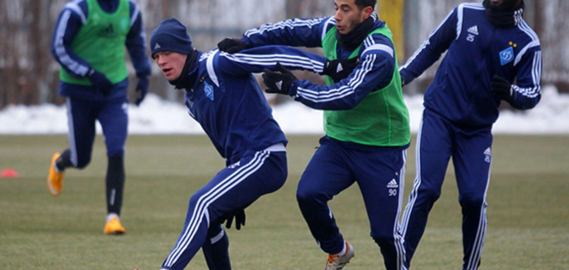 Два півзахисника 'Динамо' повернулися в стрій