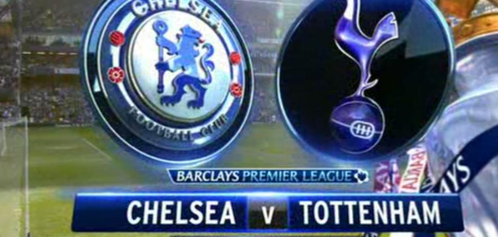 Челси - Тоттенхэм Хотспур - 3-0: хронология матча и видео голов