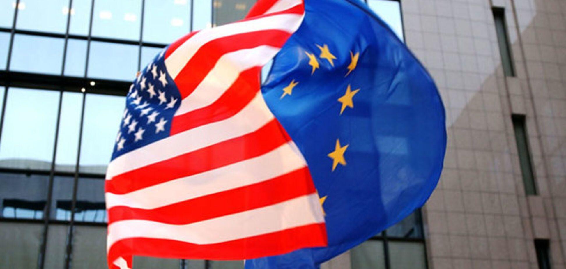 США и ЕС совместно намерены принять санкции против России