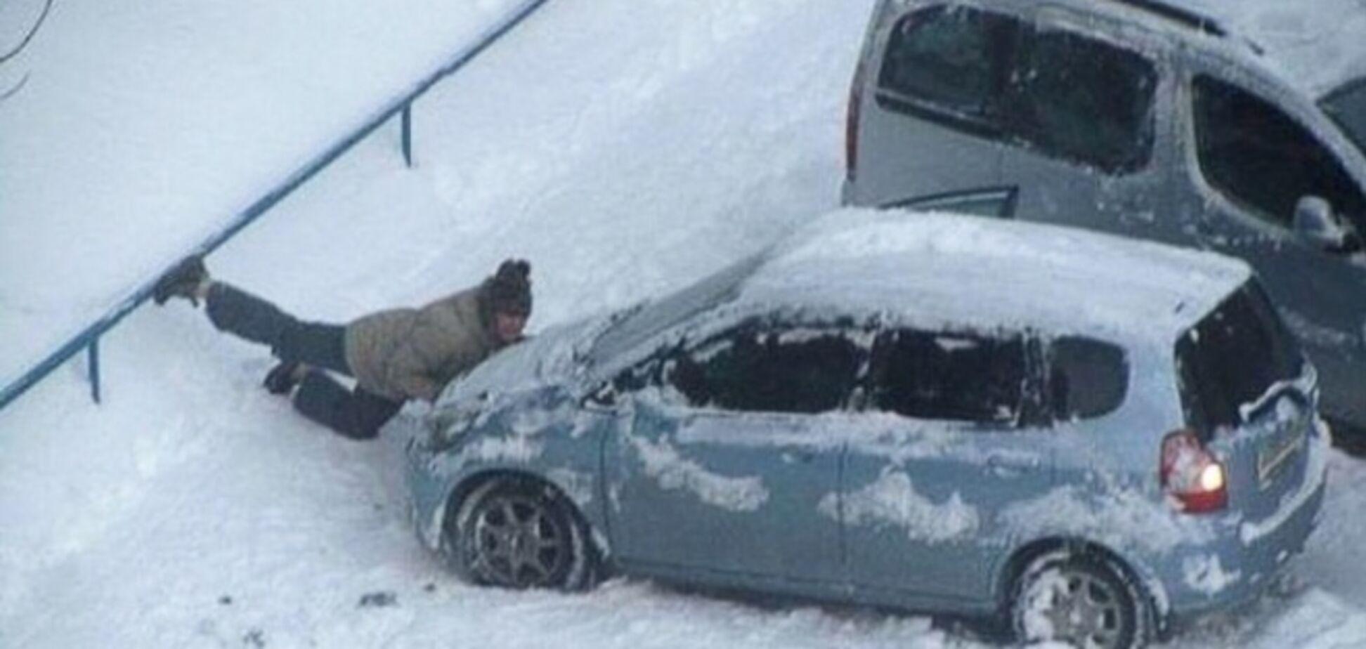 Зимние ожидания и реальность: опубликованы фото