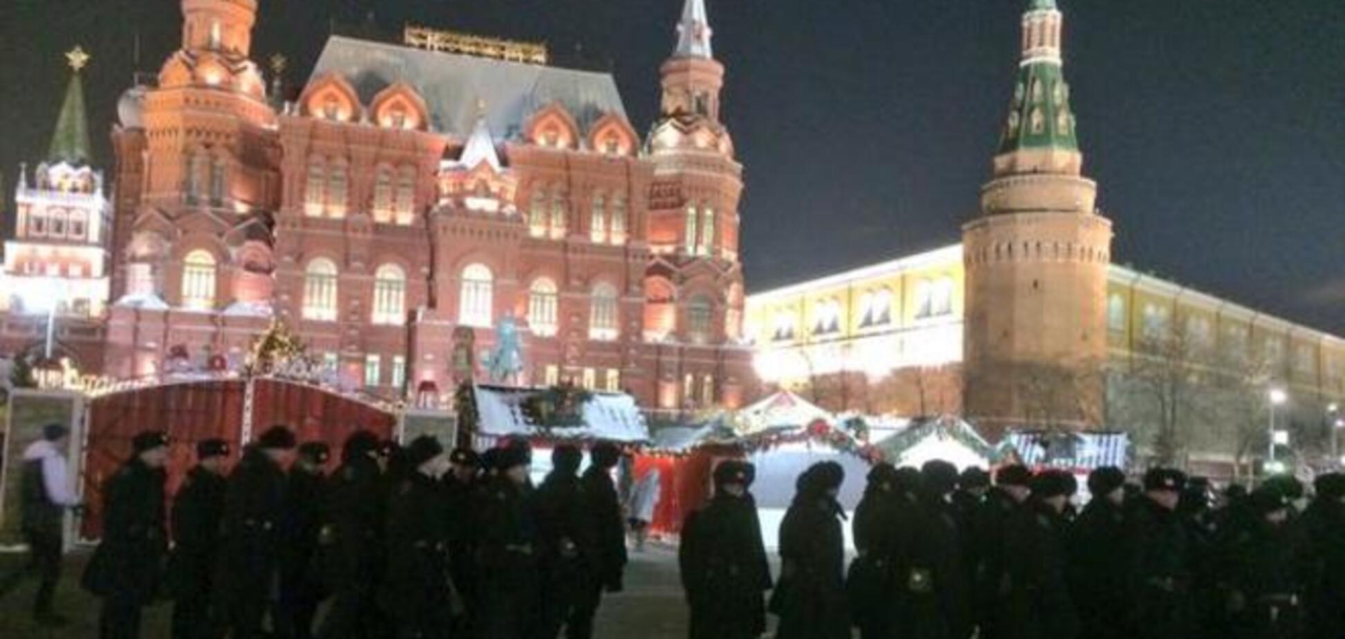 Майдан не получился. Протест на Манежной площади закончился задержаниями: хронология событий