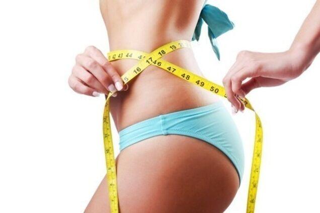 Похудеть и не поправиться