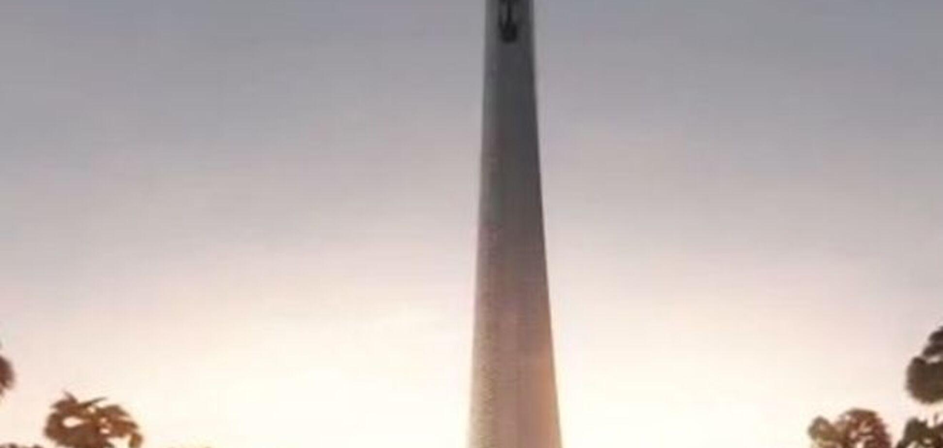 Сукня нареченої надихнула на будівництво найвищого хмарочоса Африки: опубліковано відео