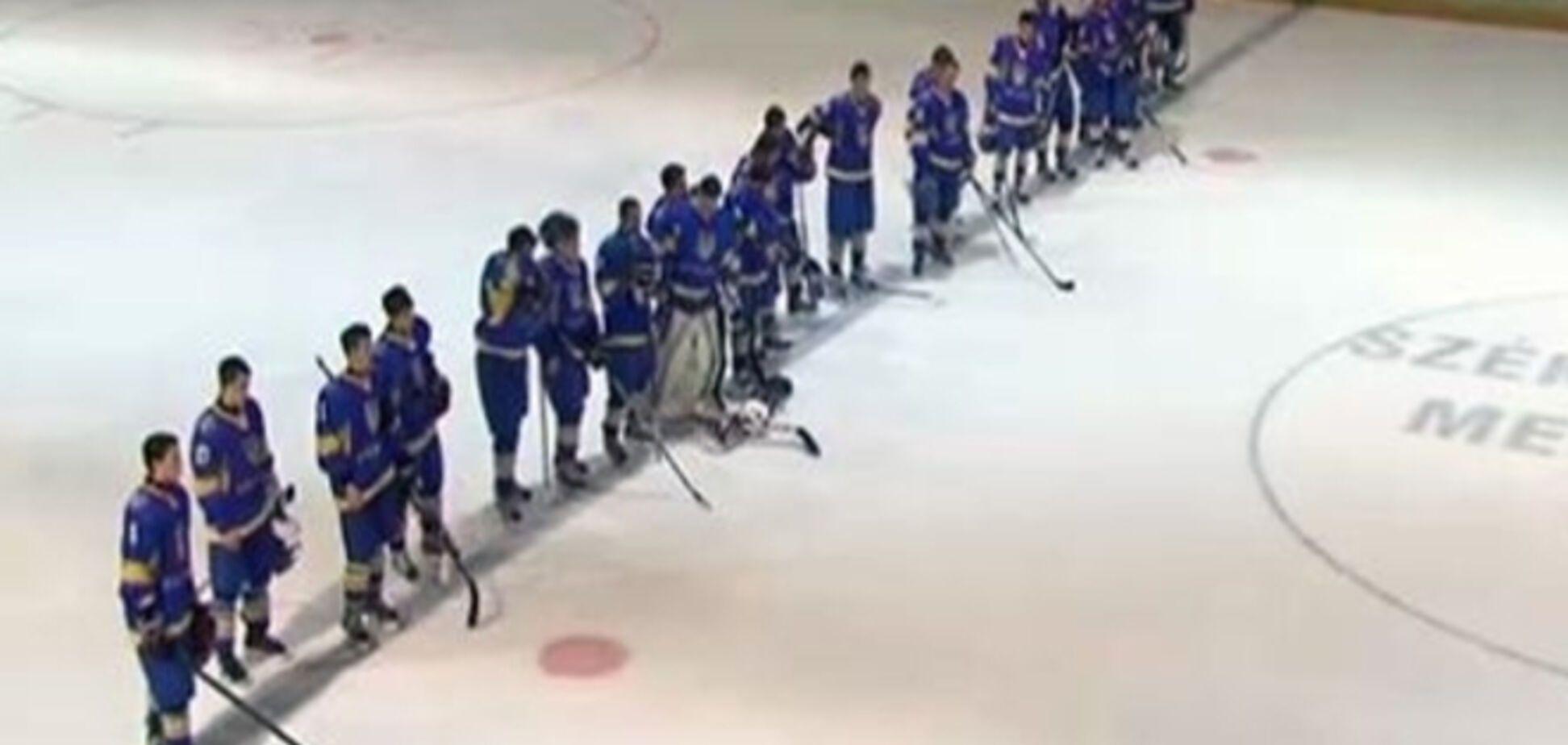 Збірна України з розгромом виграла турнір в Угорщині