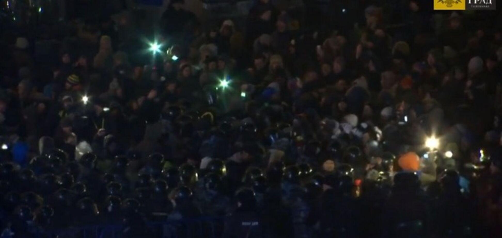 На Манежной площади в Москве задержан гражданин Украины