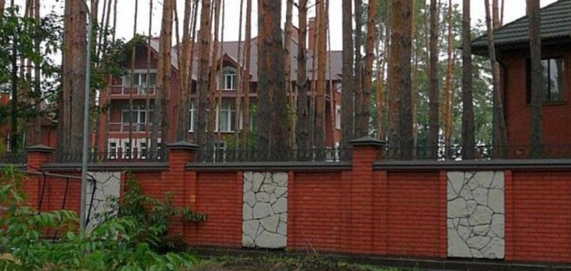 Дом Азарова под Киевом можно снять за 50 тыс. грн