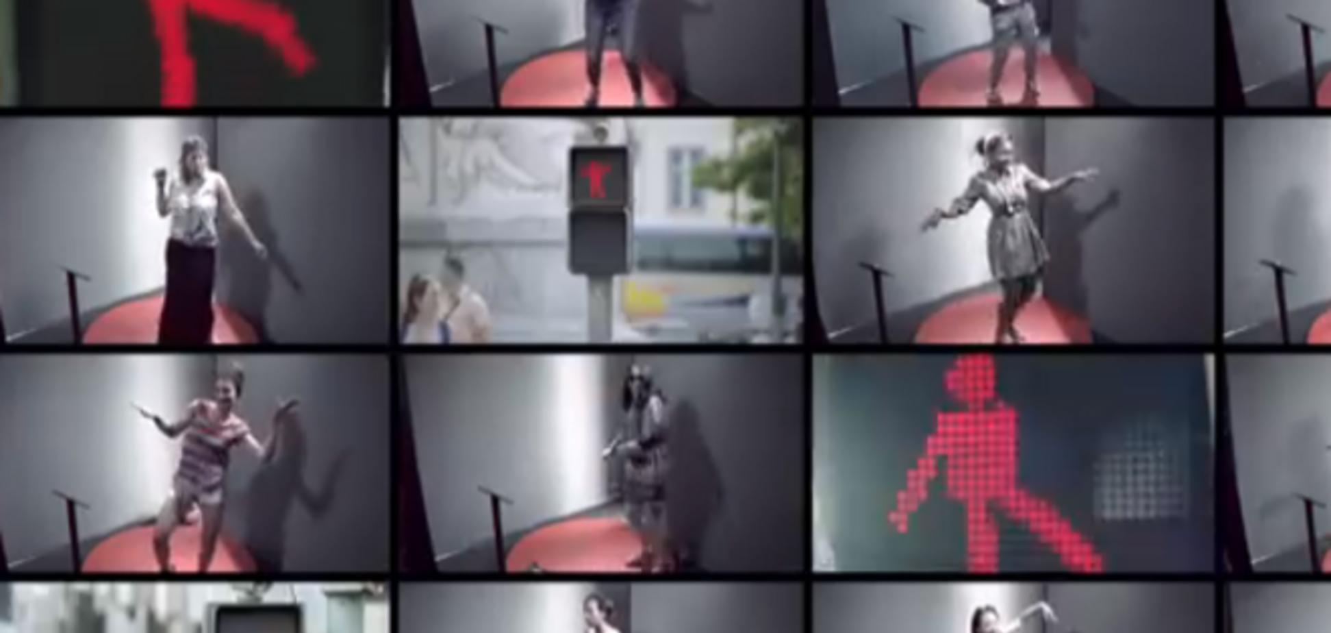 Видео с танцующим светофором взорвало сеть
