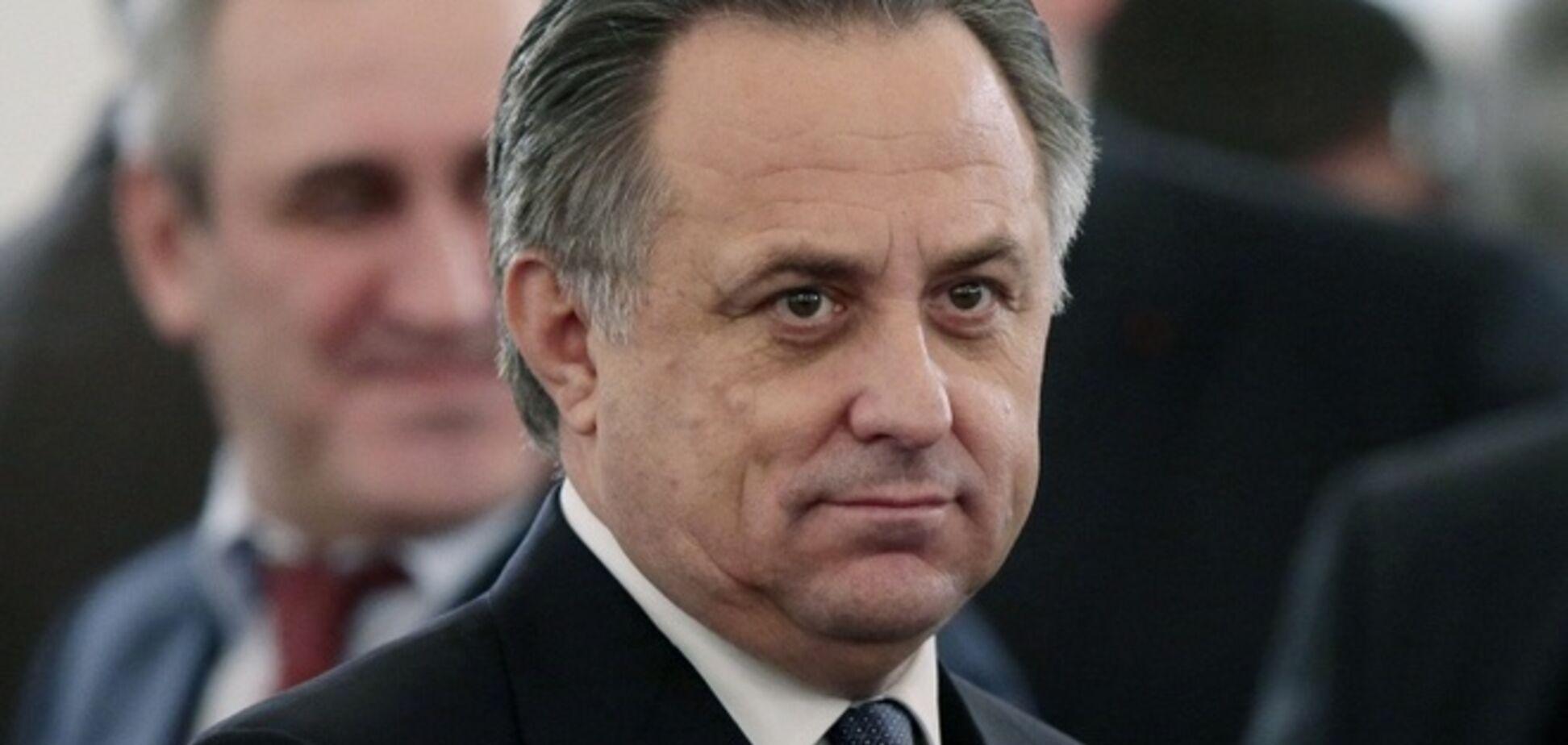 Министр спорта России не видит в решении УЕФА по Крыму 'никакой драмы'