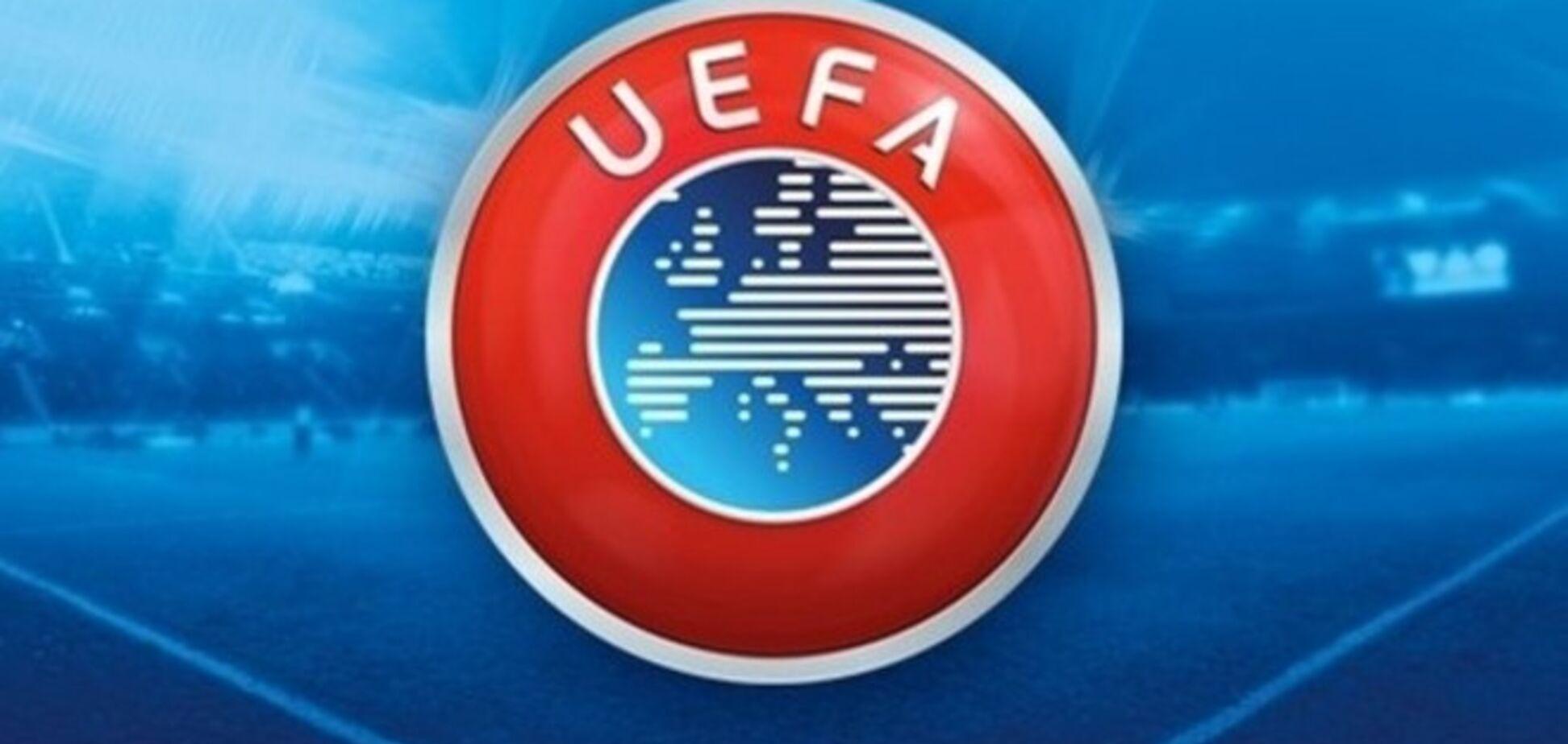 УЕФА запретил крымским клубам играть в России