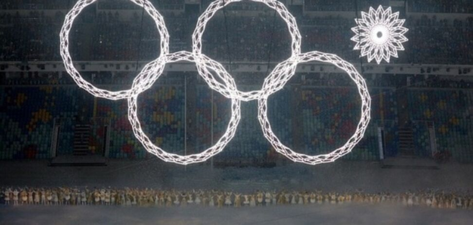 В России назвали виновных в нераскрывшемся кольце на открытии Олимпиады в Сочи