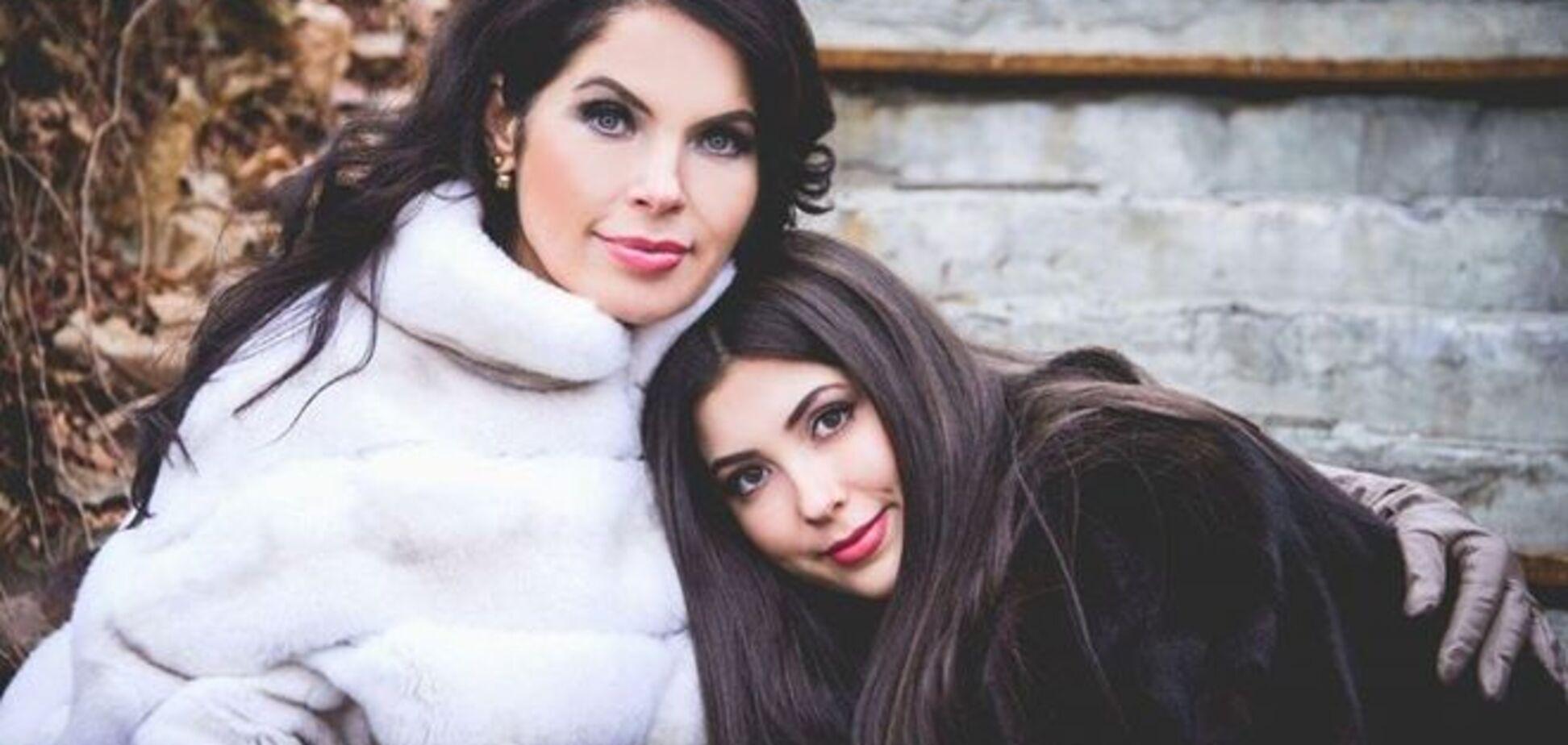 Дочери Влады Литовченко на день рождения подарили шиншиллу