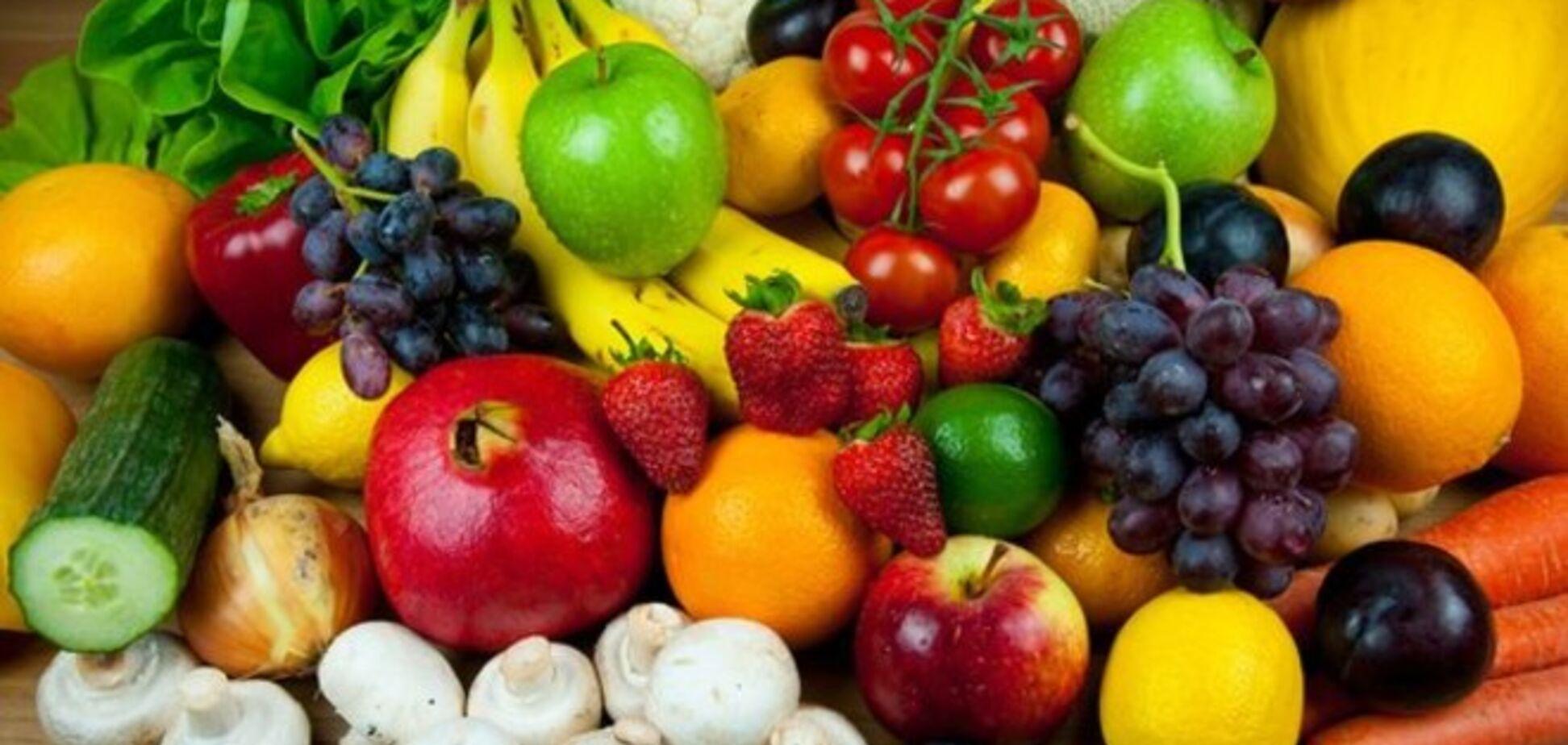 Продукты, которые содержат витамин А