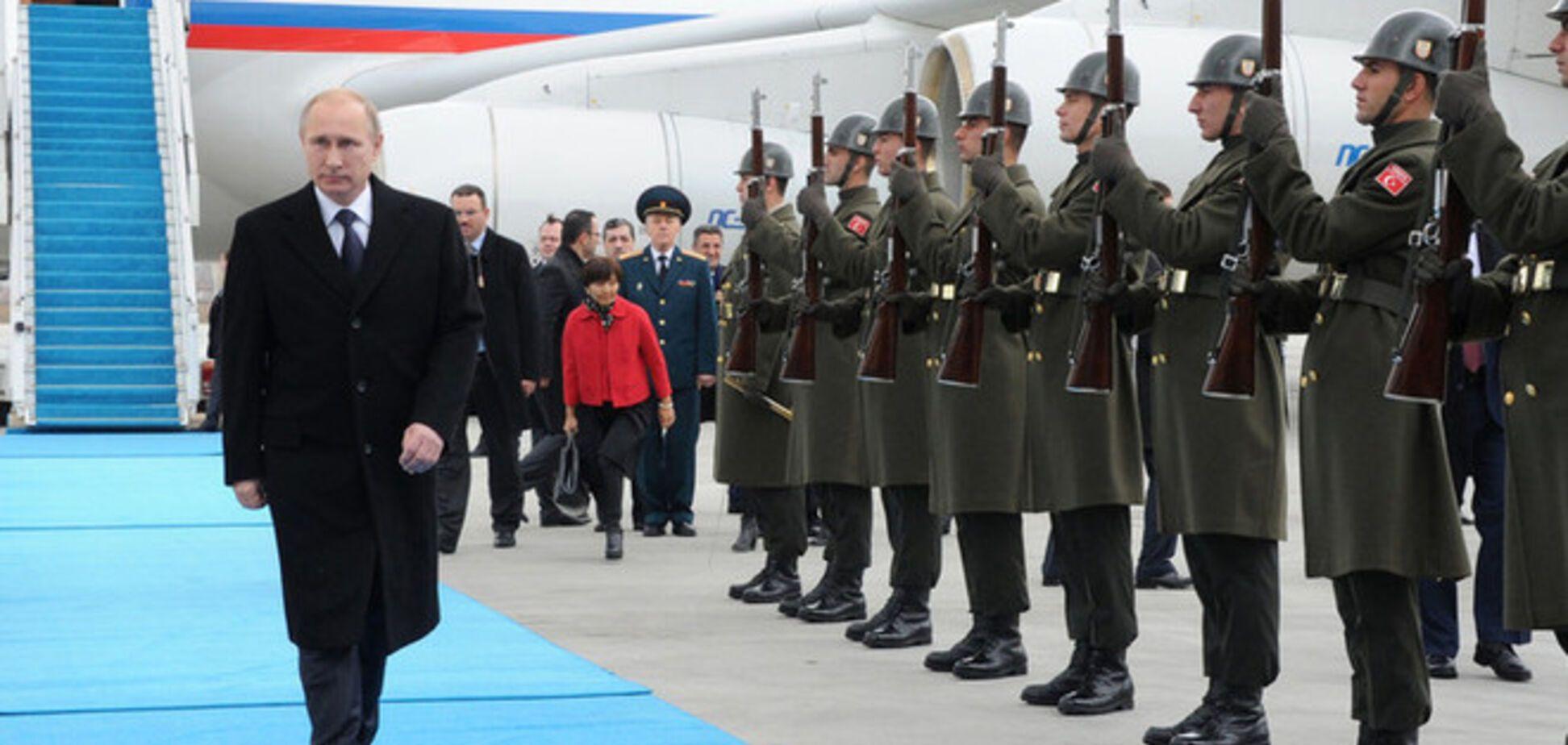 Украина - Россия: как Россия могла так поступить?