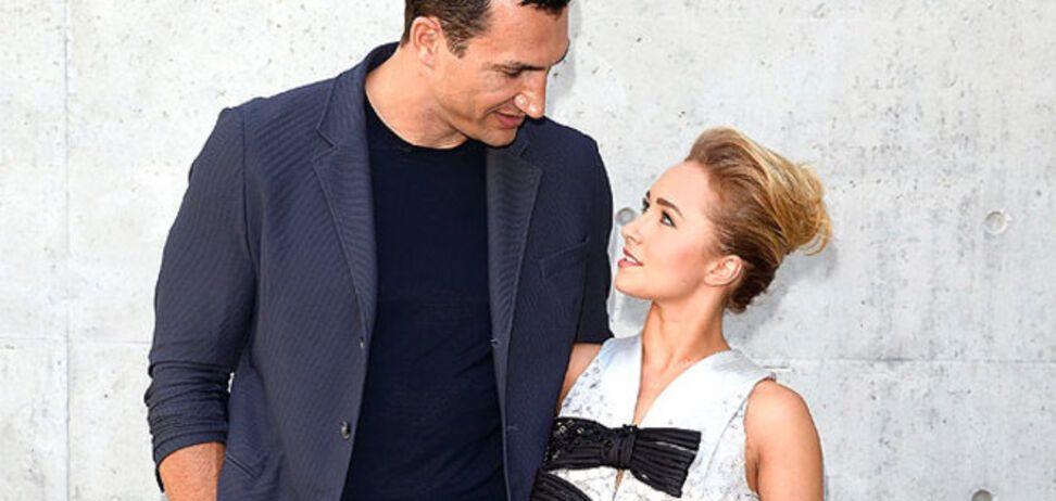 СМИ наперегонки 'рожают' дочь Кличко и Панеттьери