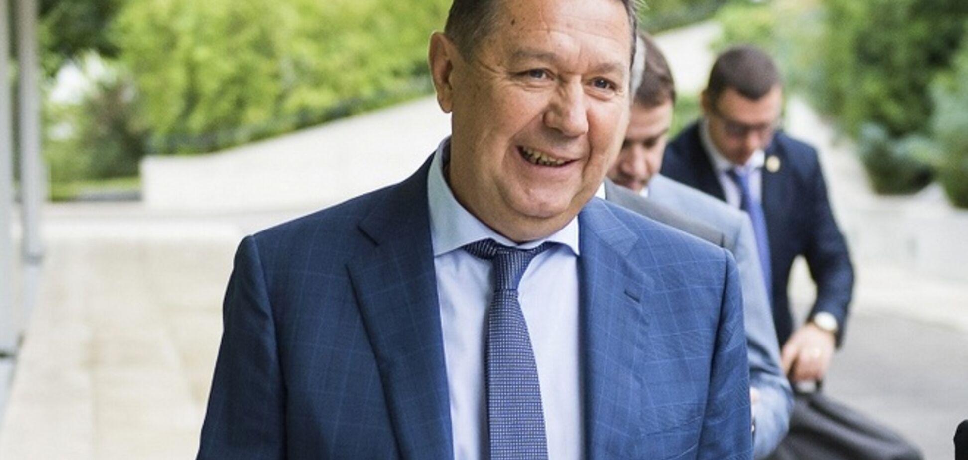 Президент ФФУ Коньков поблагодарил УЕФА 'за Крым'