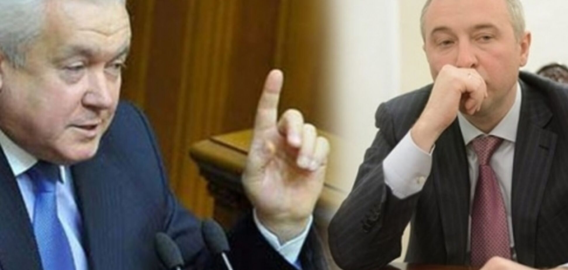 ГПУ оголосила екс-нардепів Калетника та Олійника в розшук через закони 16 січня