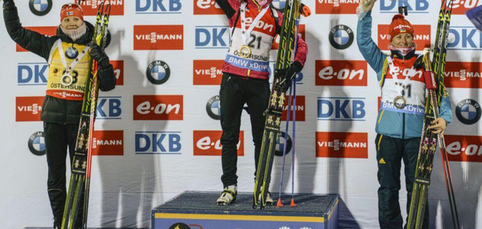 Женская сборная Украины по биатлону назвала состав на спринтерскую гонку