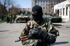 Зря вы столько еды накупили, в 'ДНР' столько не едят!