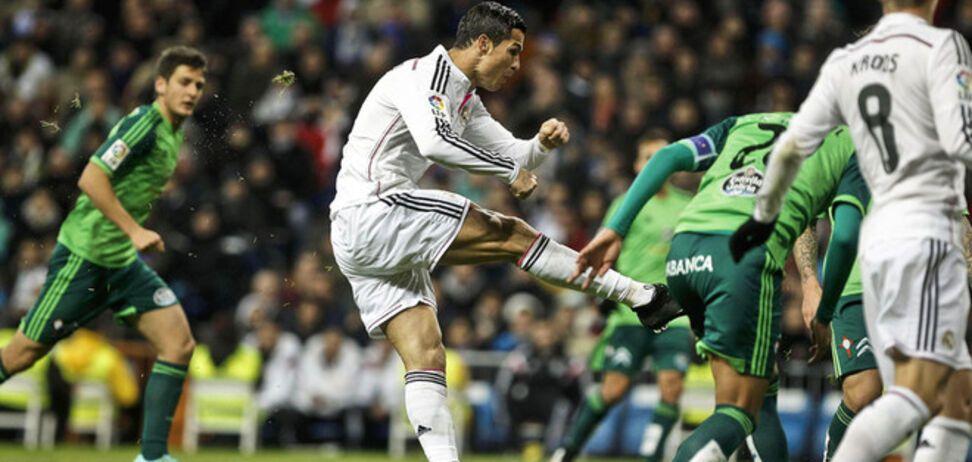 Чемпионат Испании: все результаты матчей 14 тура