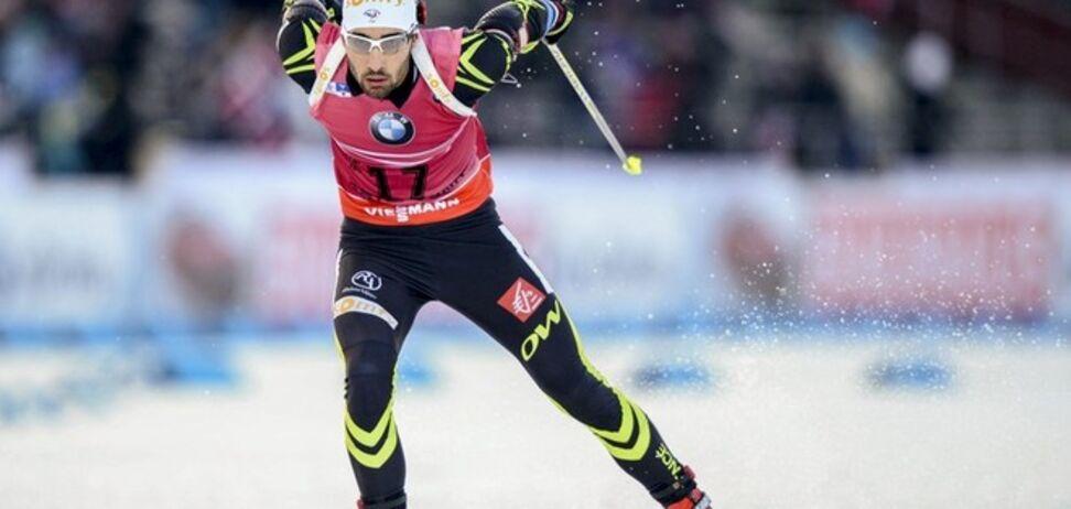 Украина провалила гонку преследования на Кубке мира по биатлону