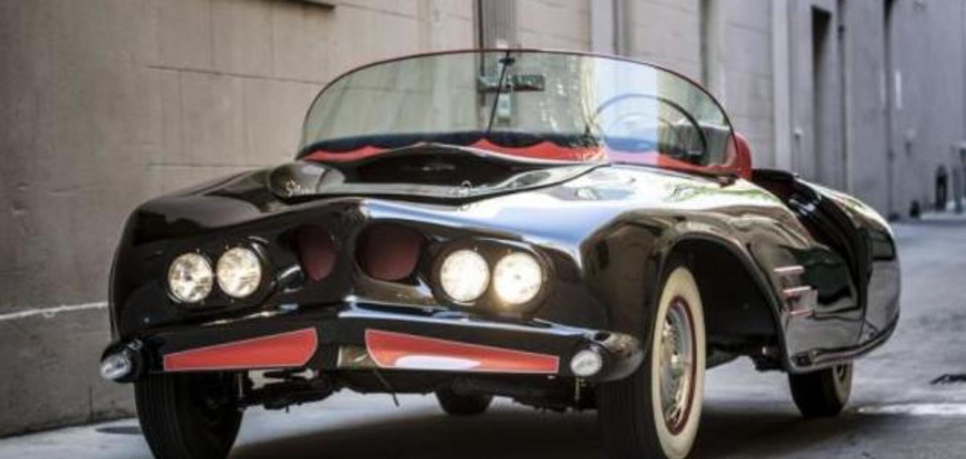 Первый автомобиль Бэтмена ушел с молотка за $137 тыс.