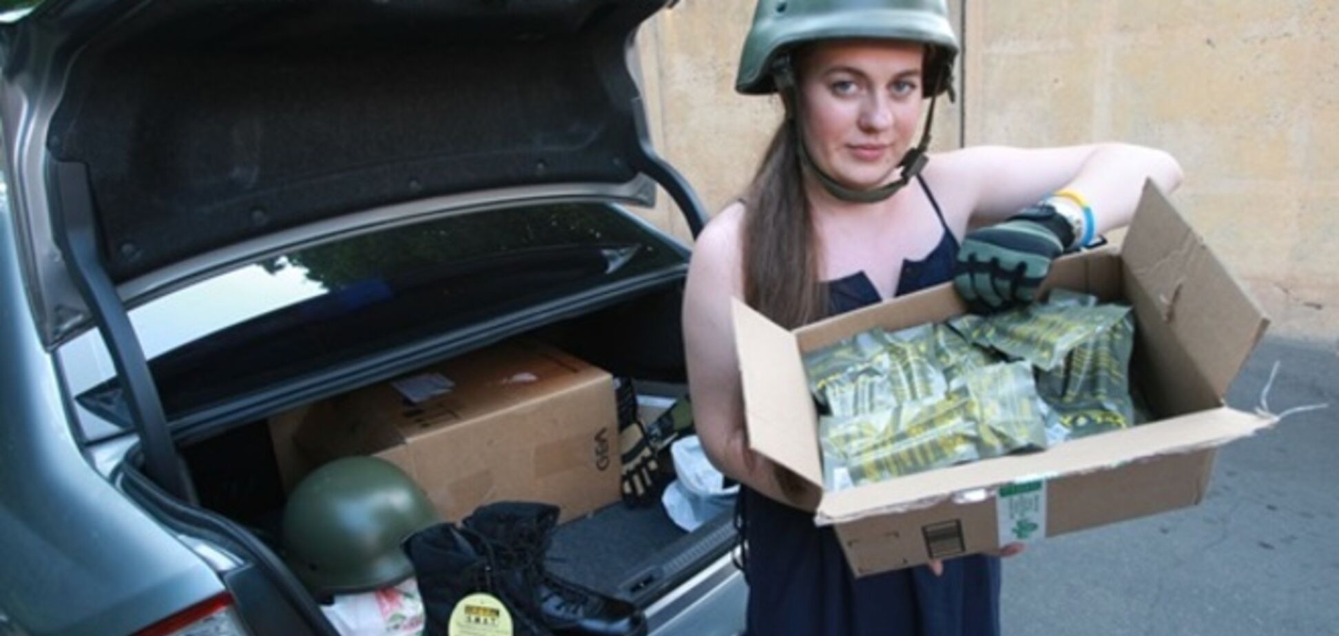 Волонтеры из зоны АТО получат статус участника боевых действий - Полторак