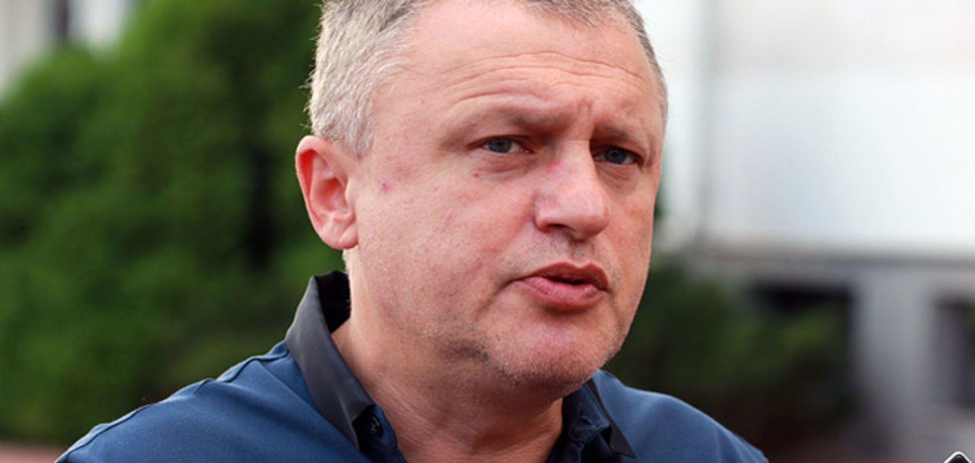 Суркис рассказал, сколько тратит на тренировочные сборы 'Динамо'