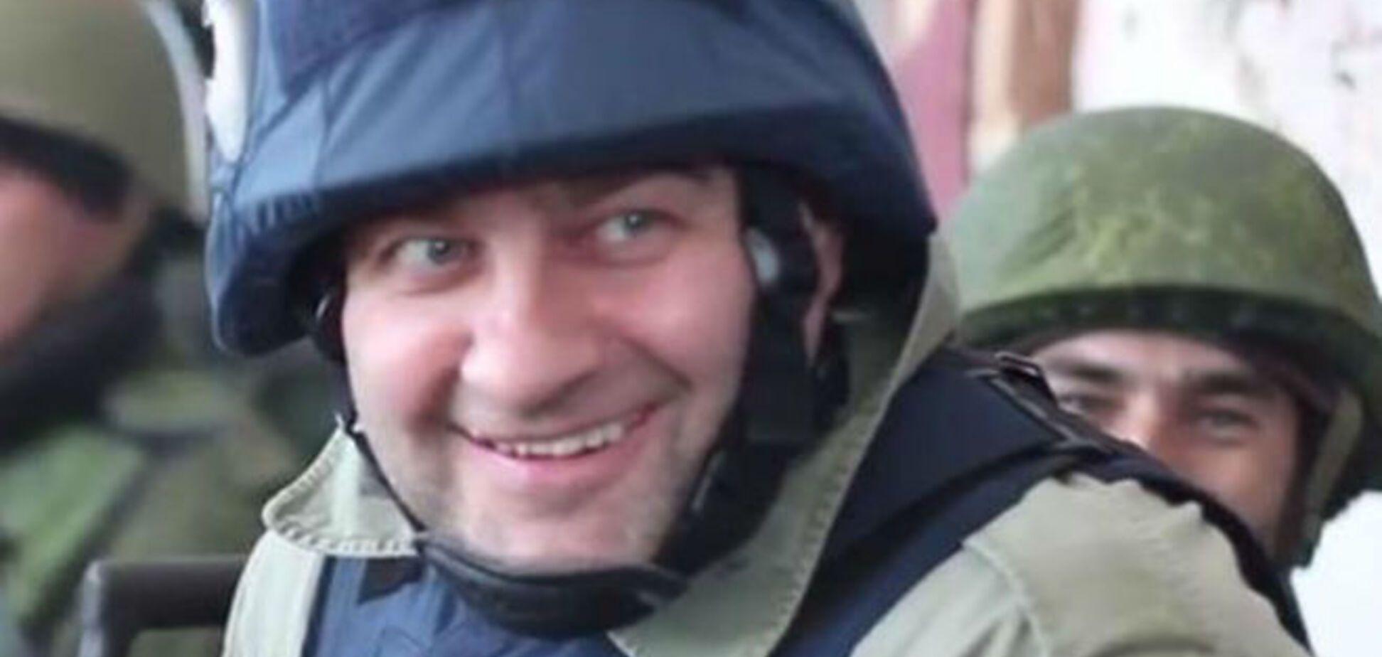 Пореченков обиделся: в украинской Википедии его подписали 'террорист и убийца'