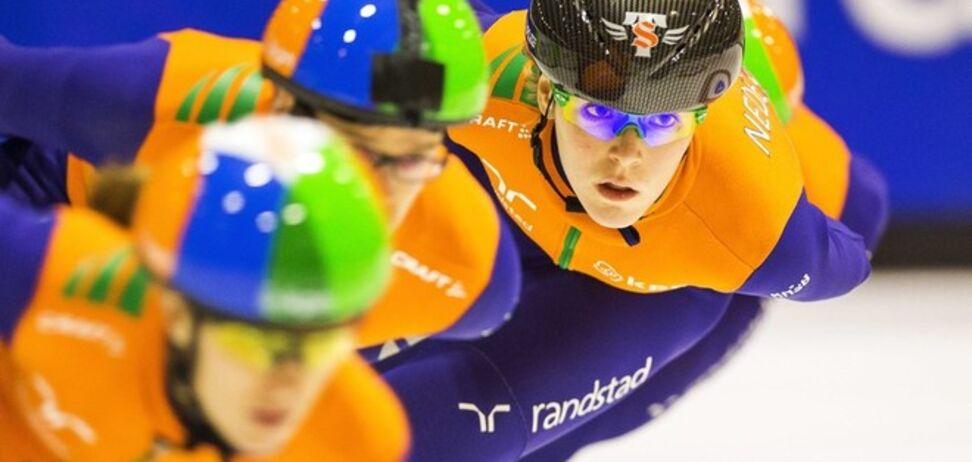 Россия пугает голландских конькобежцев дисквалификацией