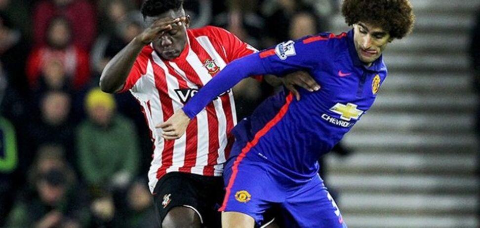Саутгемптон - Манчестер Юнайтед - 1-2: видеообзор матча