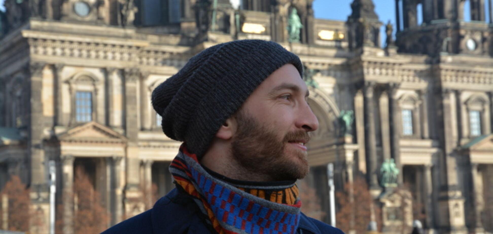 Луганський поет у Берліні: 'Нам випав шанс стрибнути вище своєї голови'