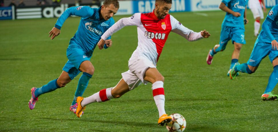 Монако – Зенит – 2-0: смотреть видео голов