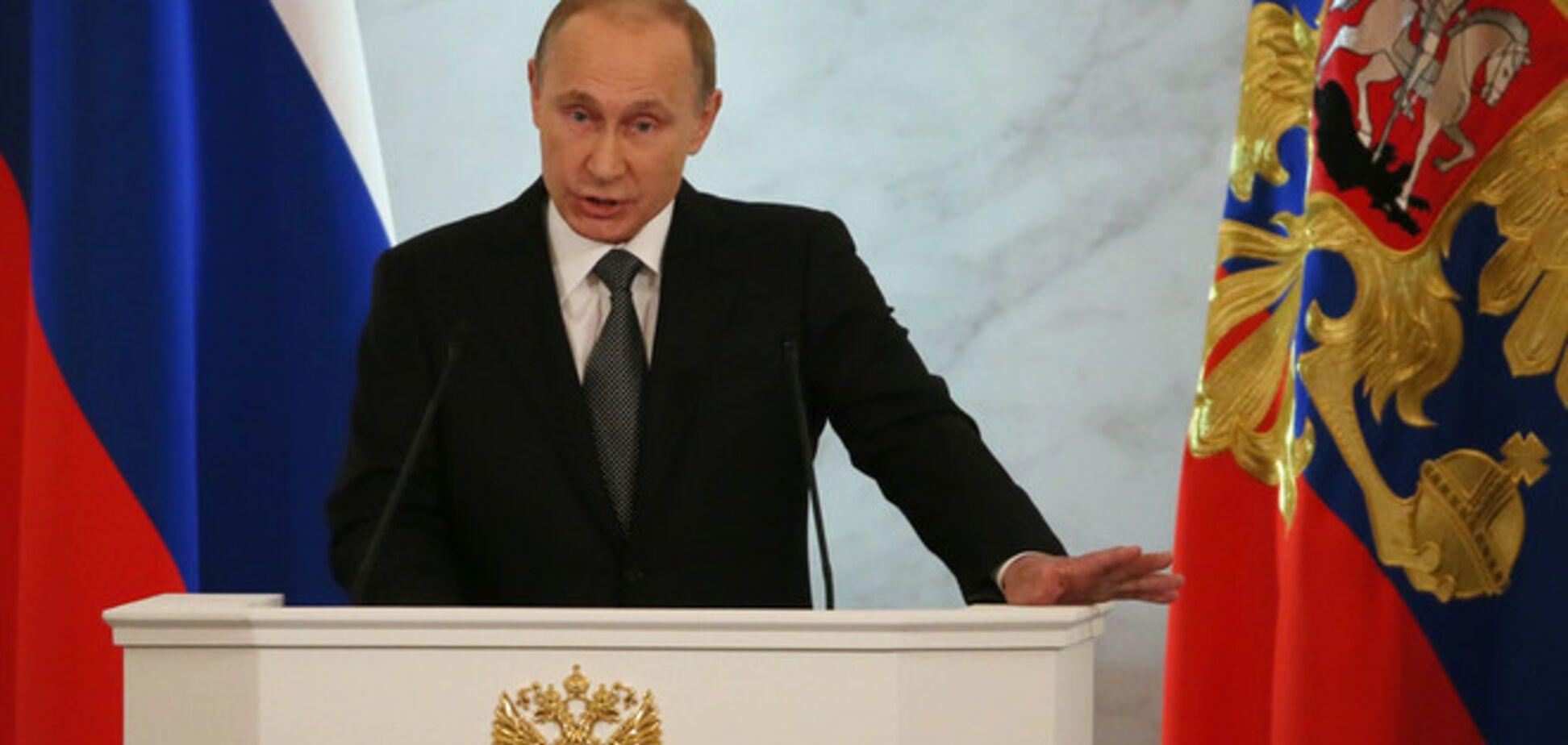 В России перечислили ошибки Путина в Украине: он в бешенстве