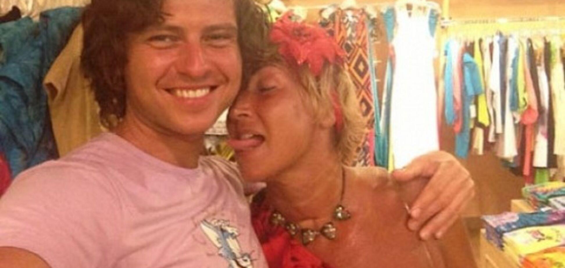 Престарелая жена Прохора Шаляпина обвиняет его в том, что он гей