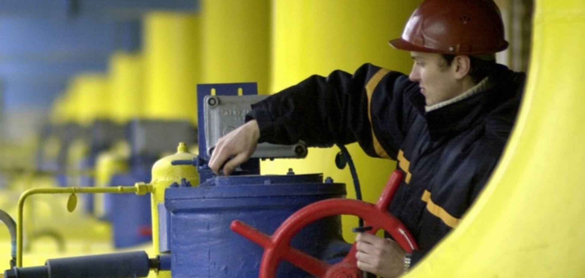 Украина возобновила импорт газа из России